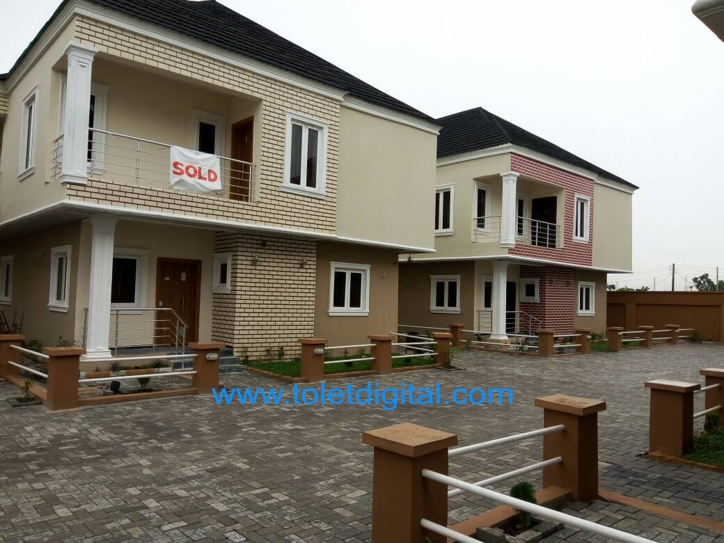 PROPERTY FOR SALE IN NIGERIA-ROYAL PARADIGM ESTATE