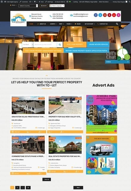 REALTOR MARKETING WEBSITES FOR PROPERTY SEARCH